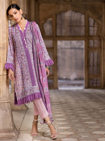 GUL AHMED WINTER HDK-11 Jacquard