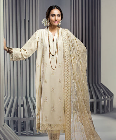 Gul Ahmed Lawn 2020 Stitched 3 Piece PM#279