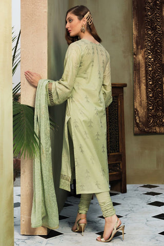 Gul Ahmed Lawn 2020 Stitched 3 Piece PM#277