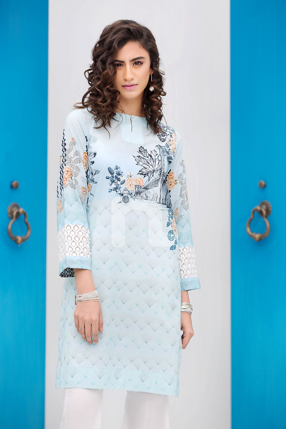 Nishat Linen 2018 Eid Collection