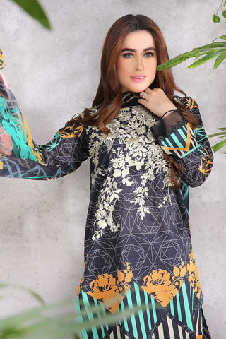 Ladies Stitched Kurti SUPK3P-191