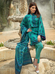 GUL AHMED WINTER VH-19 Linen