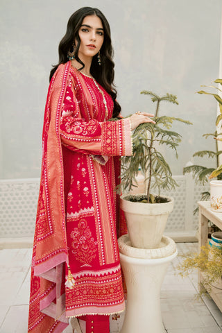 Gul Ahmed Lawn 2020 Stitched 3 Piece CL#758A
