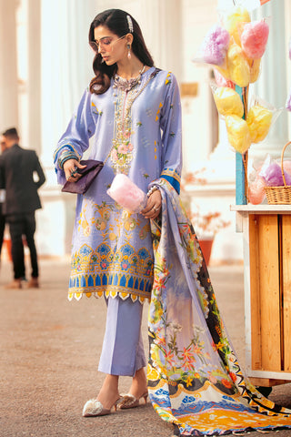 Gul Ahmed Lawn 2020 Stitched 3 Piece SSM#39