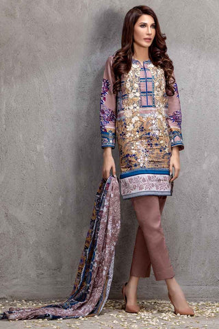 Printed Lawn CL-605A