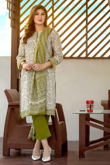 GUL AHMED LAWN STITCHED 3 PIECE 2019 CL#474A