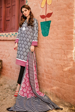 Gul Ahmed Lawn 2020 Stitched 3 Piece CL#779A