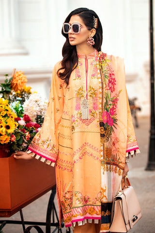 Gul Ahmed Lawn 2020 Stitched 3 Piece SSM#35