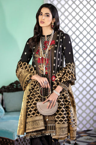 Gul Ahmed Stitched 3 Piece FE#347