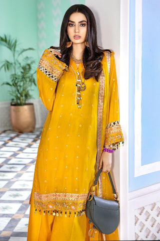 Gul Ahmed Stitched 3 Piece FE#326