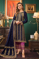 Gul Ahmed Stitched Formal 2021 VLW#29