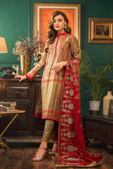 Gul Ahmed Stitched Formal 2021 VLW#35