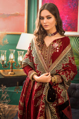 Gul Ahmed Stitched Formal 2021 VLW#22