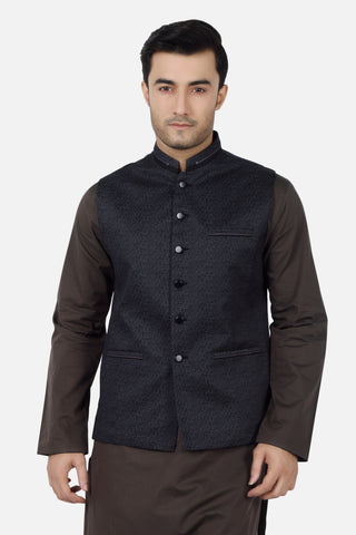 Mens Waist Coat EMTWC19-35645