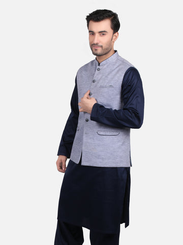 Mens Waist Coat EMTWC19-35663