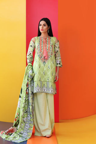 3 PC STITCHED SUIT USE7321