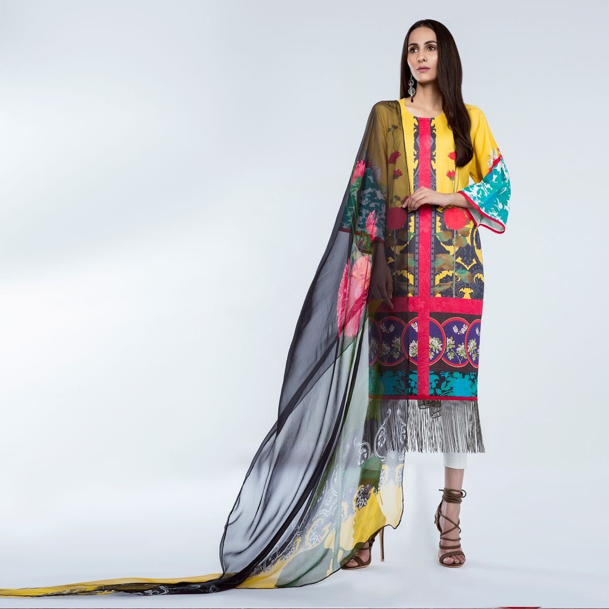 Sana Safinaz Muzlin Collection