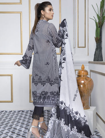 Stitched 3 Piece KL-4040