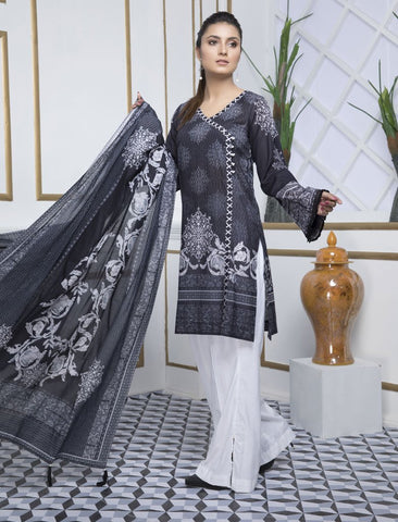 Stitched 3 Piece KL-4042
