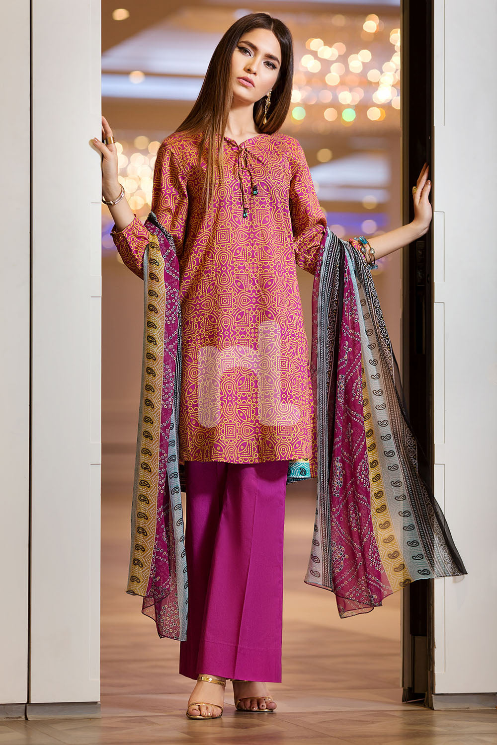 STITCHED Three Pieces Suit 41800132