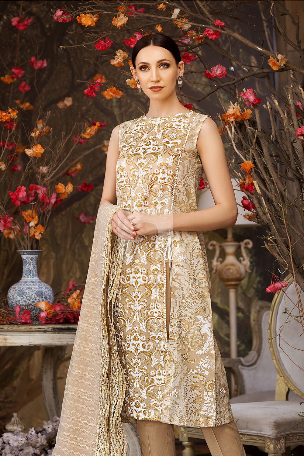 NISHANT LINEN Collection