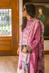 GUL AHMED LAWN STITCHED 3 PIECE 2019 CL#577B