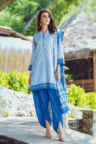 GUL AHMED LAWN STITCHED 3 PIECE 2019 CL#483A