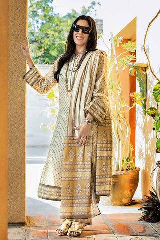 Printed Lawn CL-576A