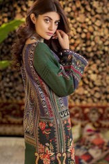 Gul Ahmed Stitched Winter 2 Piece  TK#19