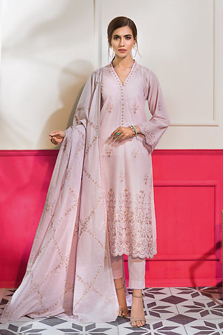 Gul Ahmed Lawn 2020 Stitched 3 Piece CL#789