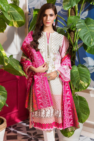 Gul Ahmed Lawn 2020 Stitched 3 Piece CL#831A