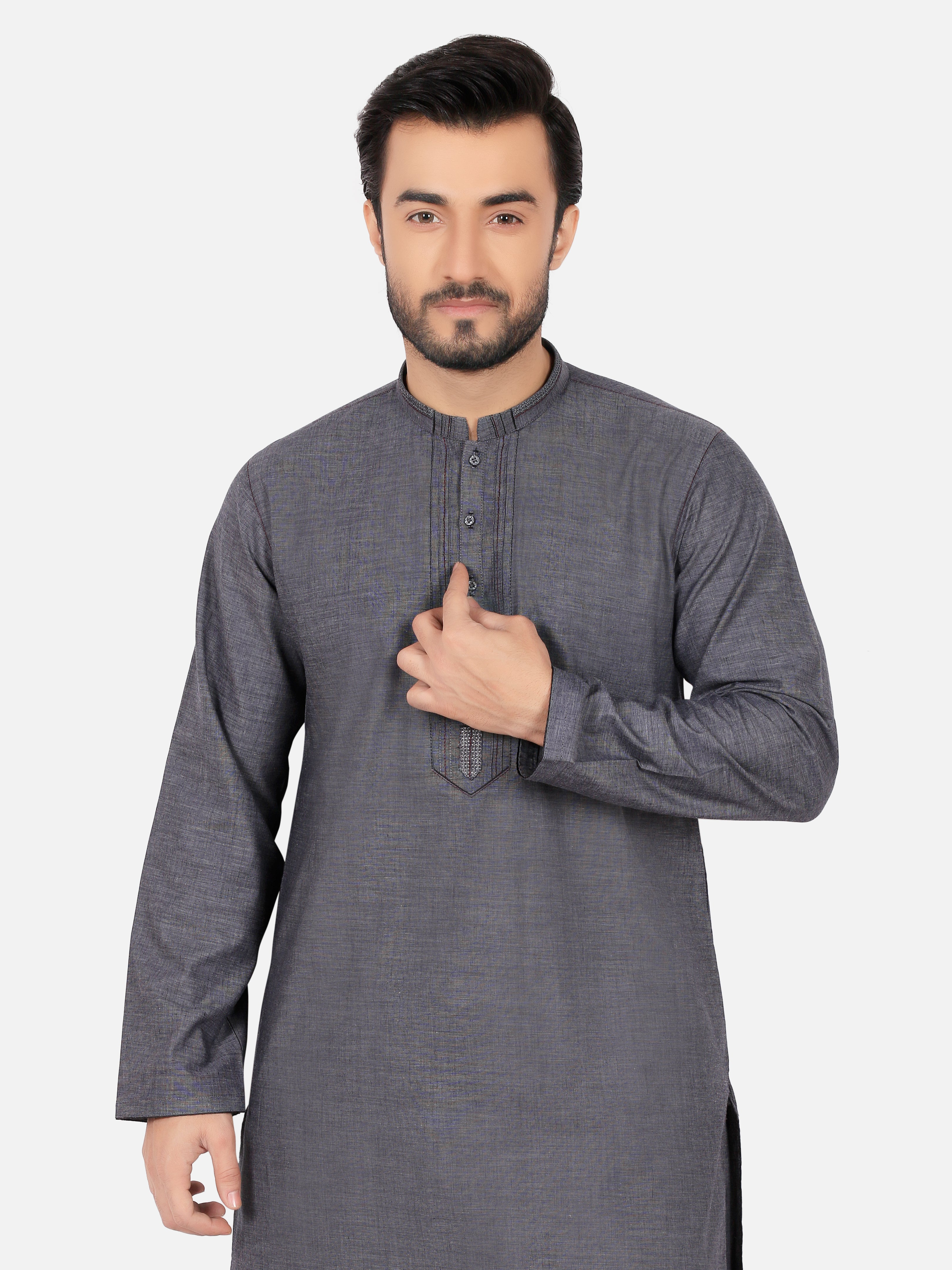 Smart Fit Kurta Shalwar USTSW19S-9745