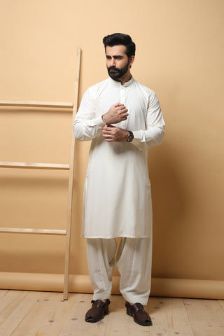 Smart Fit Kurta Shalwar USTSW19S-9754