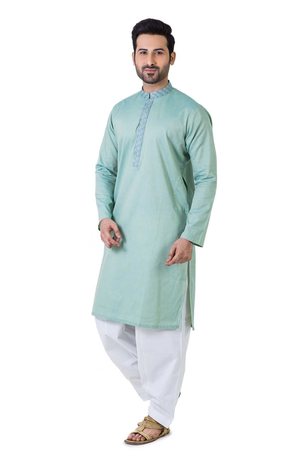 Men's Shalwar Kameez Design For Eid 2018