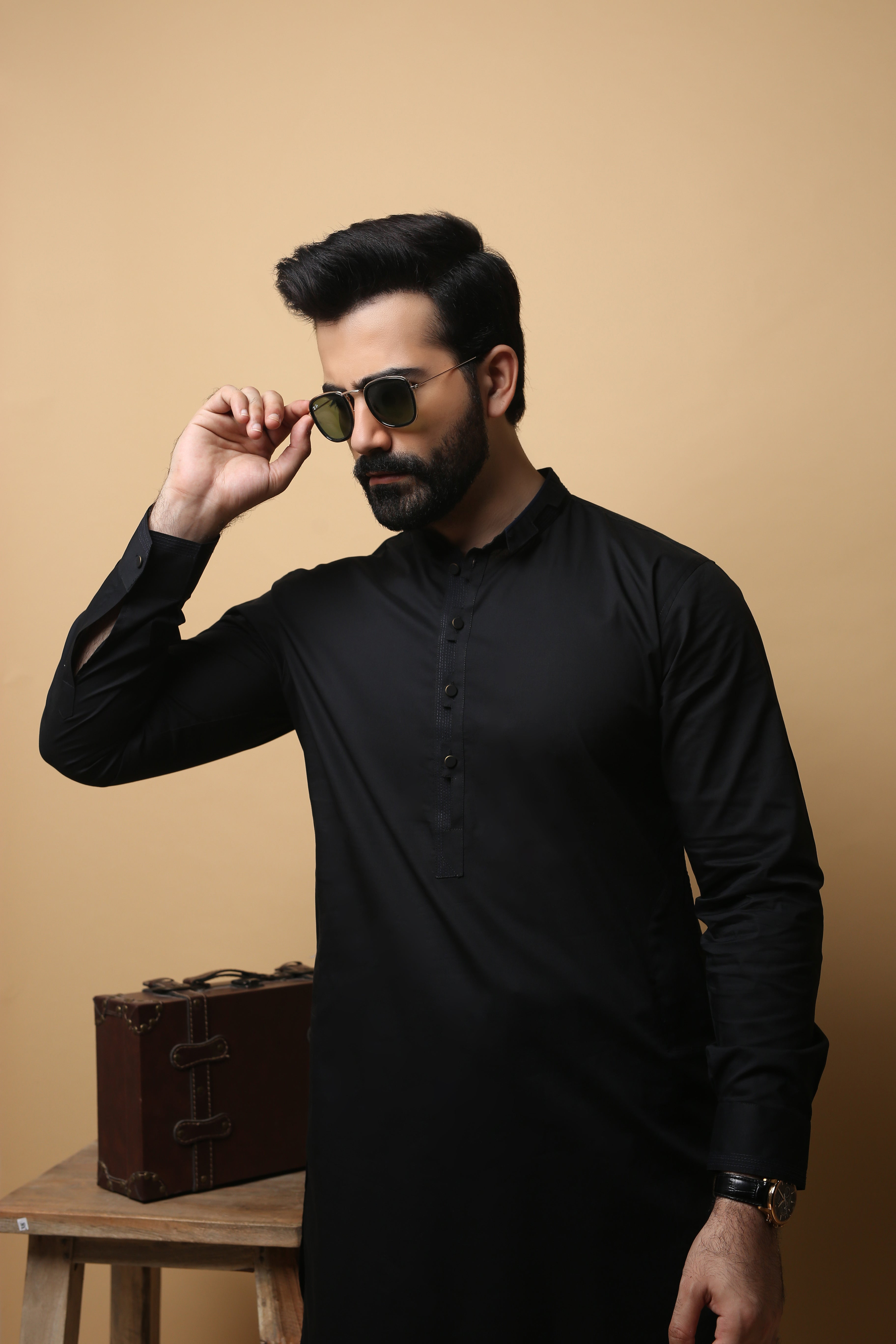 Smart Fit Kurta Shalwar USTSW19S-9772