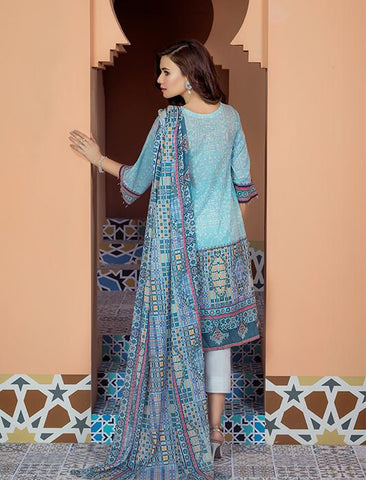 Stitched 3 Piece KLA-9011