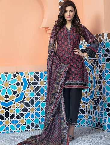 Stitched 3 Piece KLA-9009