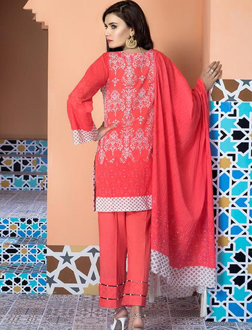 Stitched 3 Piece KLA-9003