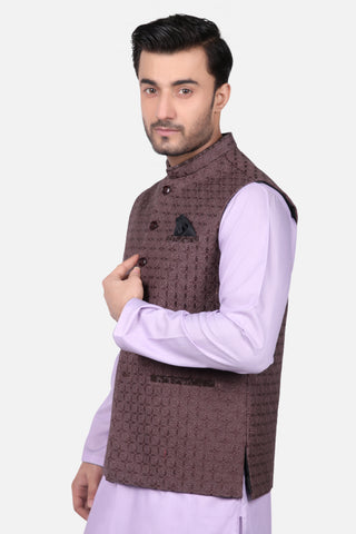 Mens Waist Coat Ceremonial EMTWCC19-055