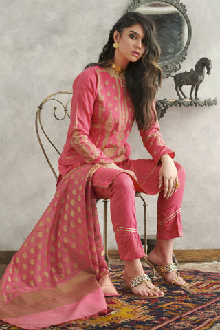 Gul Ahmed Lawn 2020 Stitched 3 Piece MJ#29