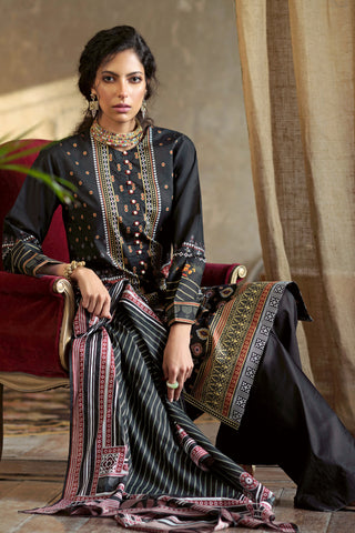 Gul Ahmed Lawn 2020 Stitched 3 Piece CL#847
