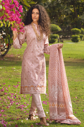 Gul Ahmed Lawn 2020 Stitched 3 Piece CL#828A