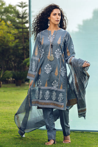 Gul Ahmed Lawn 2020 Stitched 3 Piece CL#719A