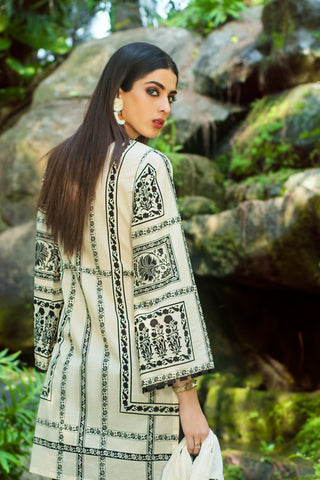 GUL AHMED LAWN STITCHED 3 PIECE 2019 B#46