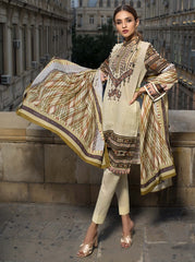GUL AHMED WINTER K-28B Woven kaddar