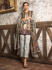 GUL AHMED WINTER CD-15A Corduroy