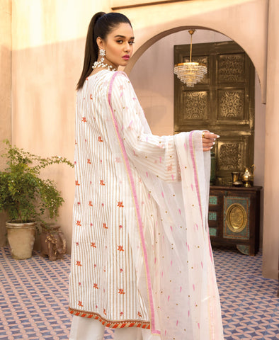 Gul Ahmed Lawn 2020 Stitched 3 Piece PM#350