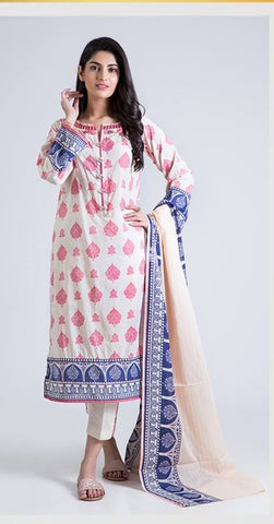 SATRANGI Three Pieces suit KKC193P20A