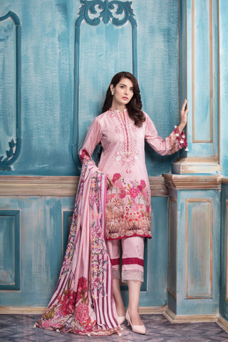 STITCHED 3 PIECE SUIT KL4027