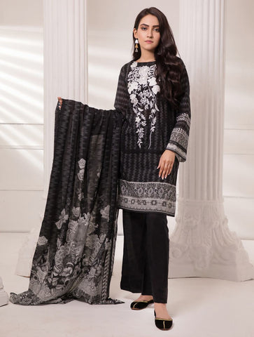 Embroidered 3 Piece KL4087
